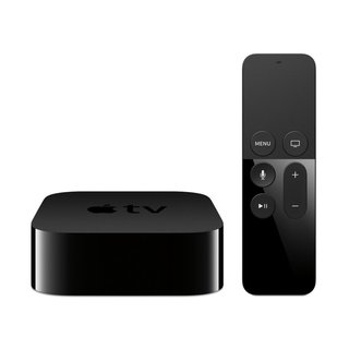 Apple TV 4. Generation 64GB A8 HDMI WLAN Schwarz Siri...