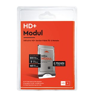 HD-Plus HD+ Modul für CI+ Schacht inkl. 6 Monate HD Plus...