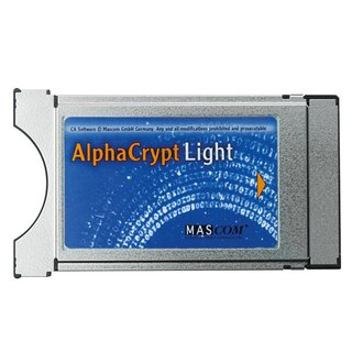 Mascom Alphacrypt Light CI / CI+ Modul Version R2.2 One4All