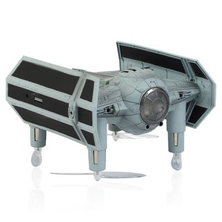 Propel Star Wars Battling Quadcopter beleuchtete Sound-Box Collectors Edition Tie Advanced X1